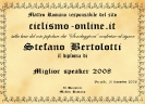 Sondaggi Ciclismo-online 2008